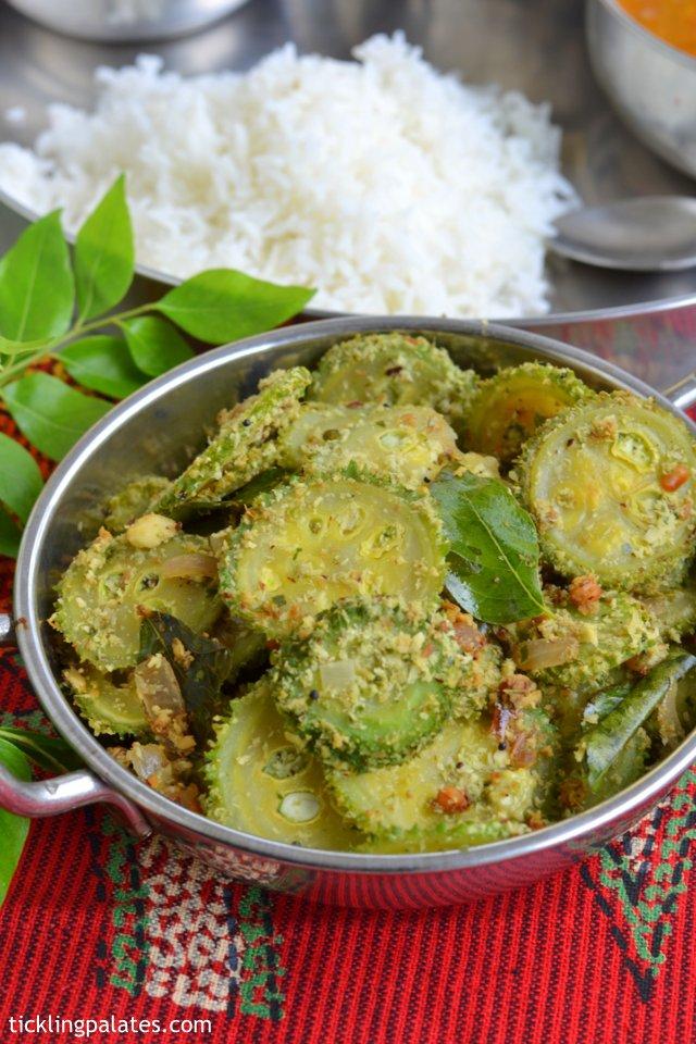 Kantola Fry Recipe – Kankoda Curry Recipe