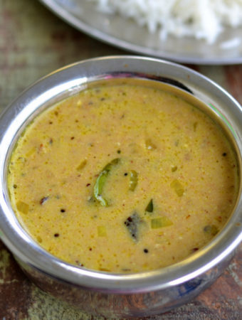 Maa Vathal Mor Kulambu Recipe