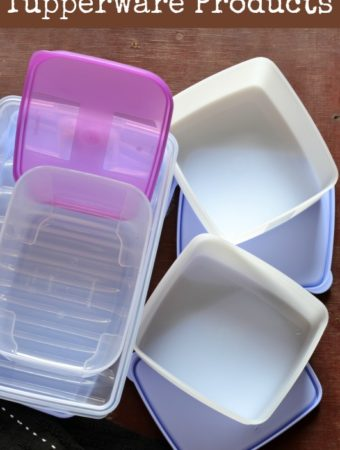 Tupperware Products – A Review
