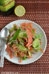 Shaved Cucumber And Carrot Salad Recipe