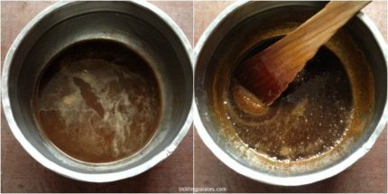 how to make molasses substitute step-2
