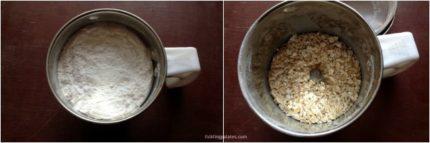 how to make vegan banana bread step-1