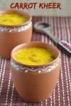 Carrot Kheer Recipe – Carrot Payasam