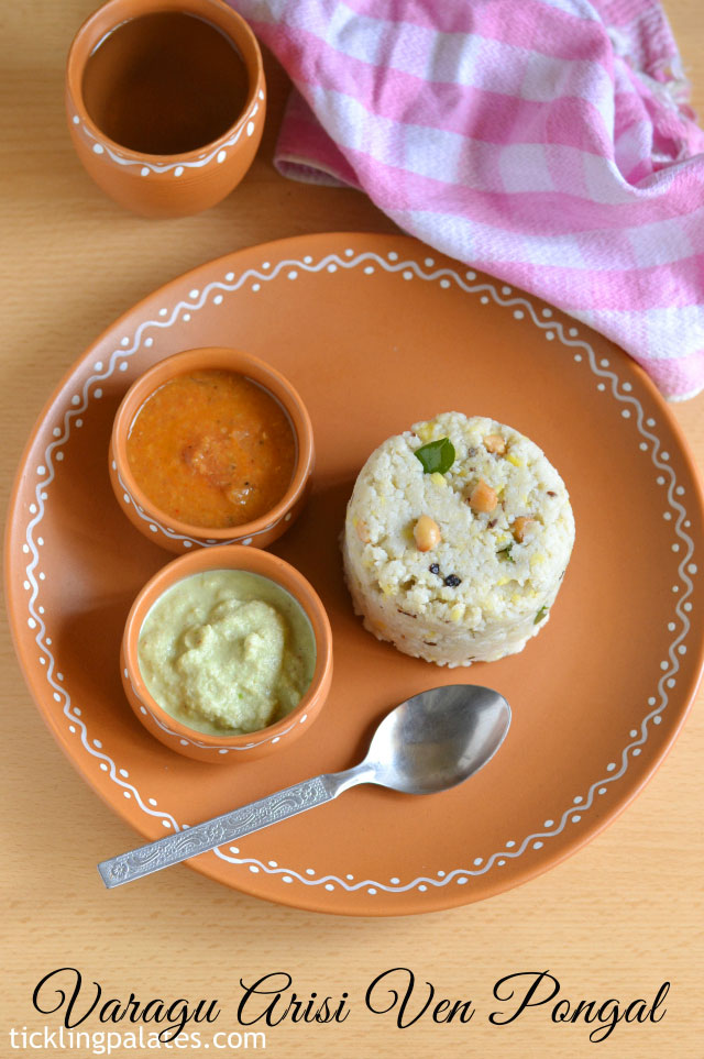 varagu-arisi-ven-pongal-recipe