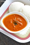 Red Capsicum Chutney – Red Bell Pepper Chutney Recipe