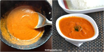 how to make red bell pepper chutney step-3