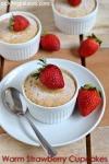 Warm Strawberry Cupcakes Recipe – Strawberry Recipes