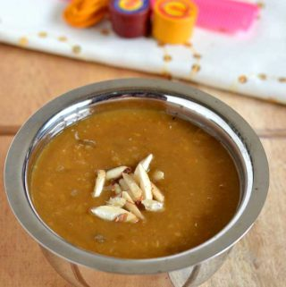 sweet potato kheer recipe