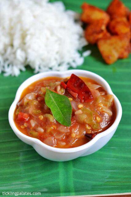 Peerkangai Kadayal Recipe