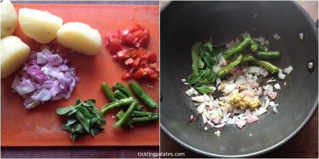 poori masala step-1