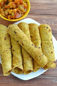 Methi Roti Recipe – Methi Chapathi Recipe