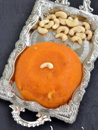 Rava Kesari Recipe – Sooji Kesari Recipe
