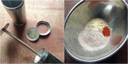Ragi Ribbon Murukku recipe01