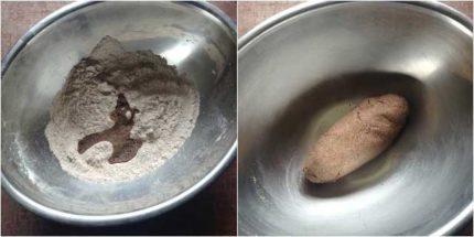 Ragi Ribbon Murukku recipe02