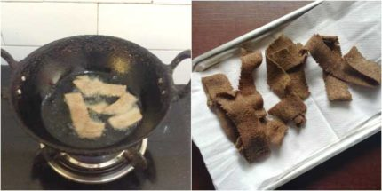 Ragi Ribbon Murukku recipe03
