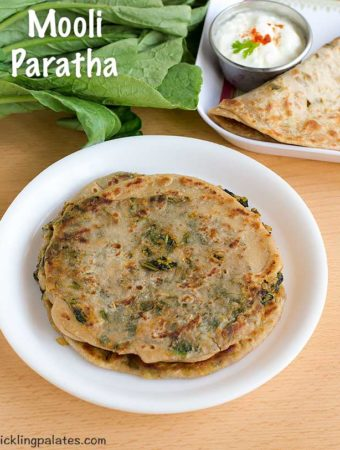 Mooli Paratha Recipe – Radish Paratha Recipe
