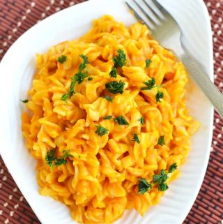 pasta with mixed vegetable sauce recipe