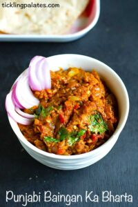 Baingan Bharta Recipe – Punjabi Baingan Ka Bharta