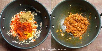 baingan bharta recipe step3