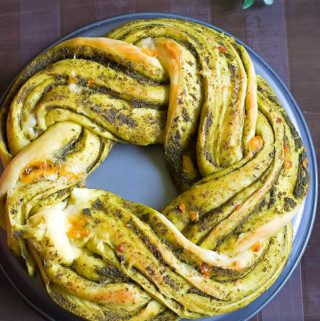 braided-pesto-bread-recipe