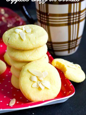 saffron cookie recipe