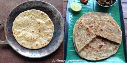sattu paratha recipe step4
