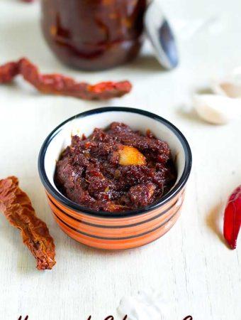 Schezwan Sauce Recipe – Schezwan Chutney