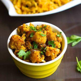 achari gobi recipe