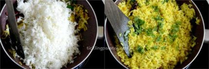 Mango Coconut Rice Recipe step4