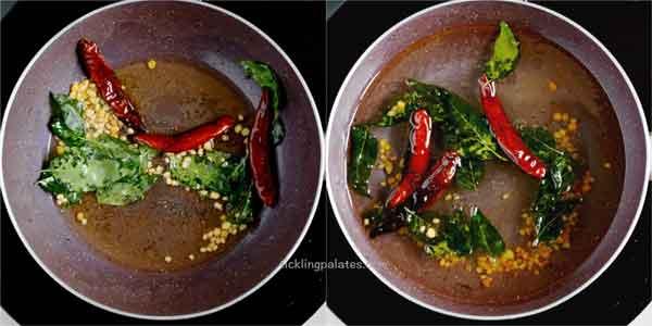 arisi upma recipe step2