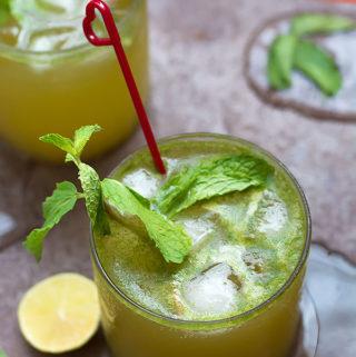 Masala Lemon Soda