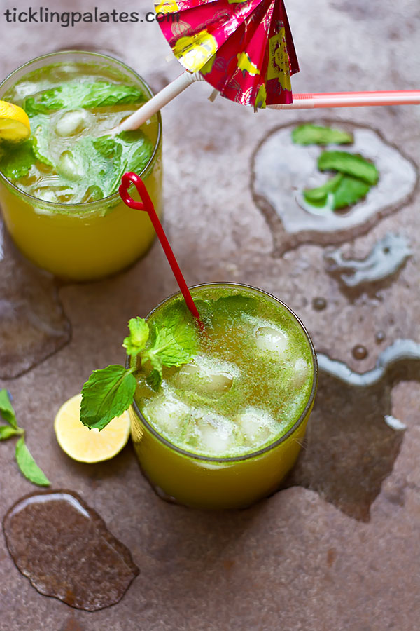 Masala Lemon Soda Recipe
