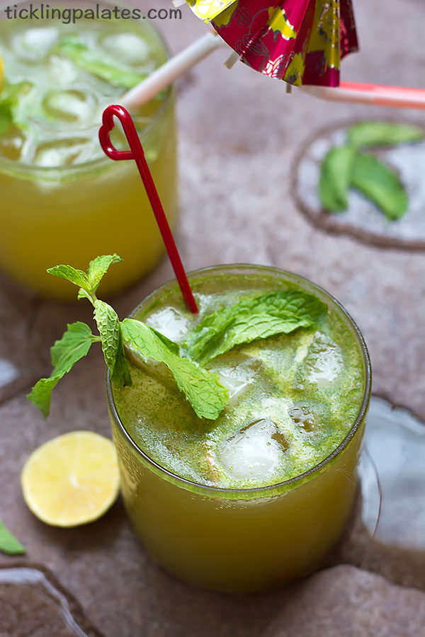 Masala Lemon Soda