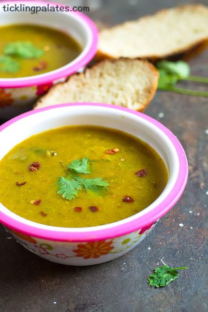 vegan broccoli soup recipe