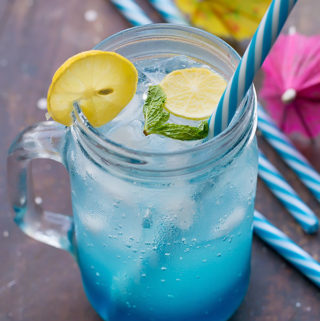blue lagoon non alcoholic recipe