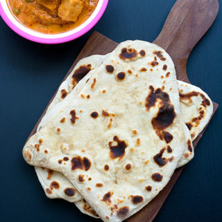 sourdough naan recipe