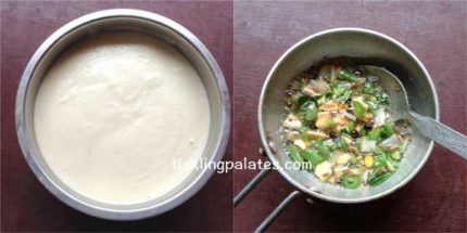 Kanchipuram idli recipe step1