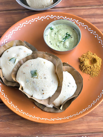 Kanchipuram Idli Recipe – Kudalai Idli Recipe