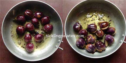 kara kuzhambu recipe step1