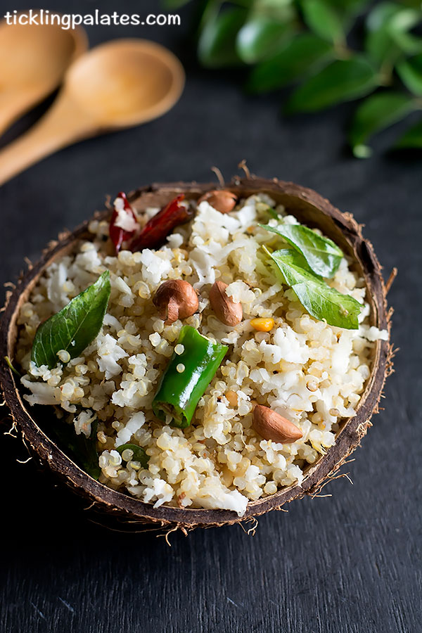coconut quinoa recipe
