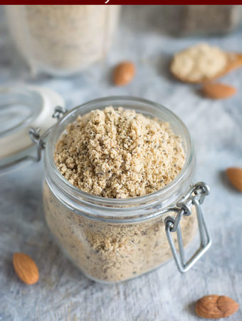 Homemade Vegan Protein Powder Recipe