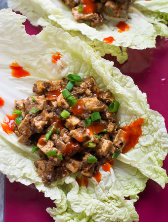 Lettuce Wraps Recipe – Vegan & GF