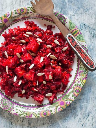 Beetroot salad recipe