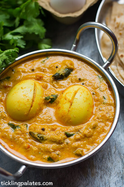 egg kurma recipe