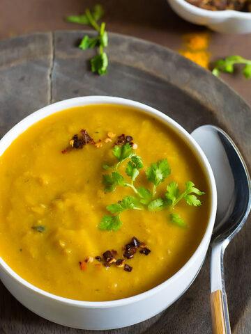 healthy golden glow soup