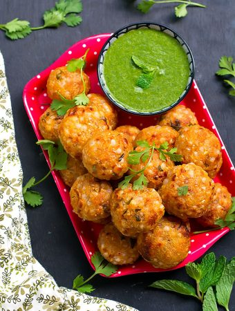 sabudana vada recipe in appe pan