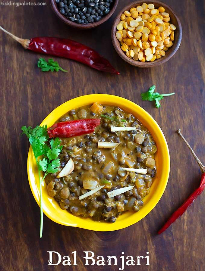 Dal Banjari Recipe