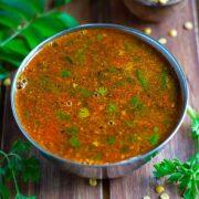 Paruppu Rasam Recipe with Video