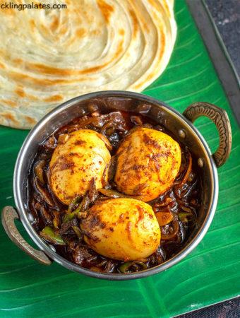 Nadan Mutta Roast Recipe