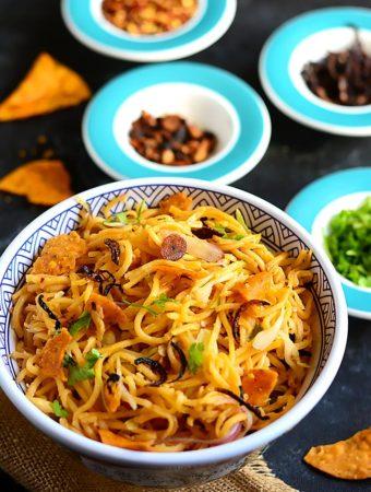 burmese Atho recipe